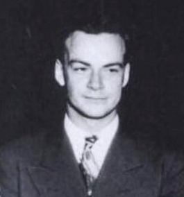 English: Richard P. Feynman