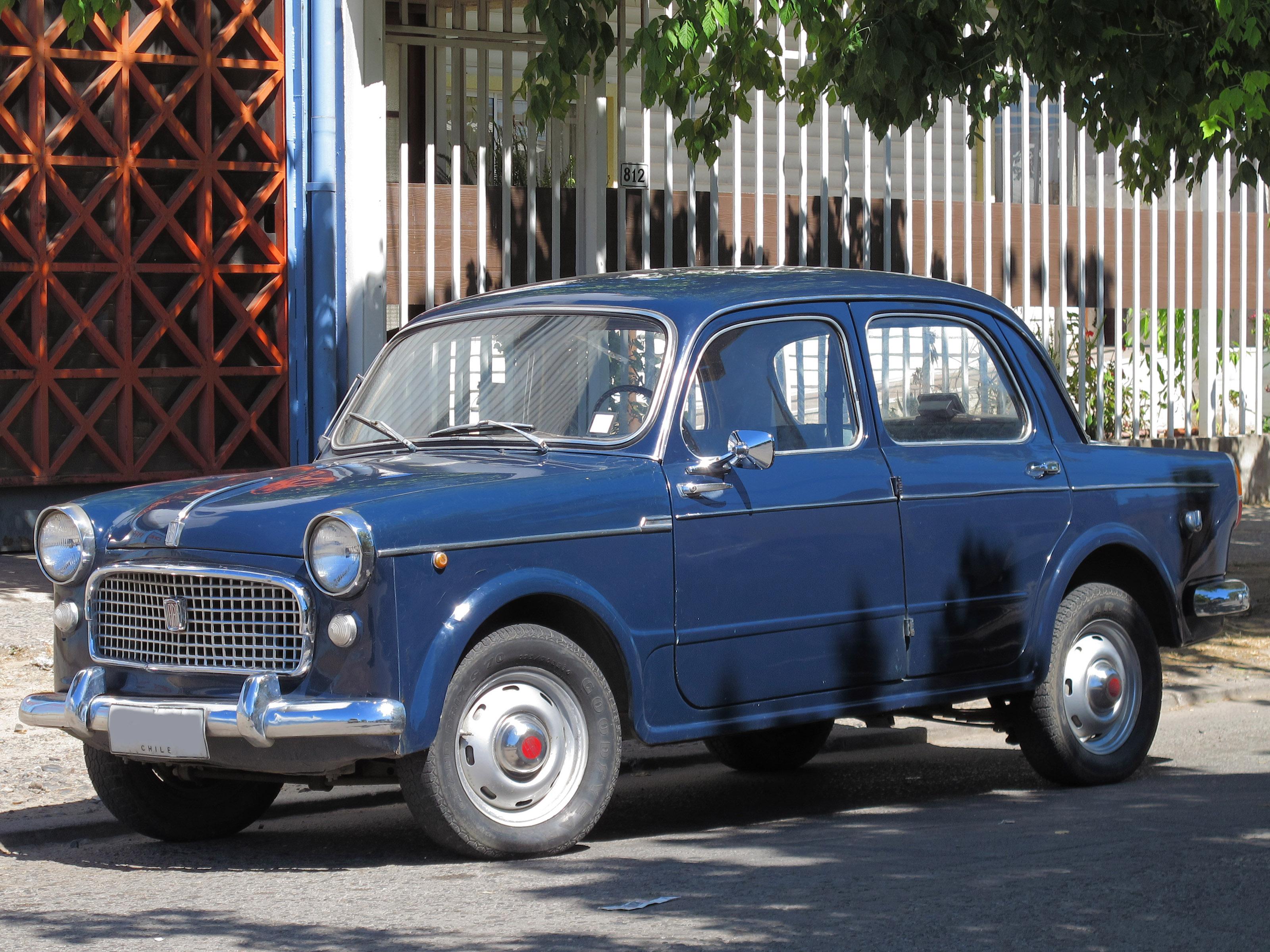 File:Fiat 1100 1960 (15702255043).jpg - Wikimedia Commons
