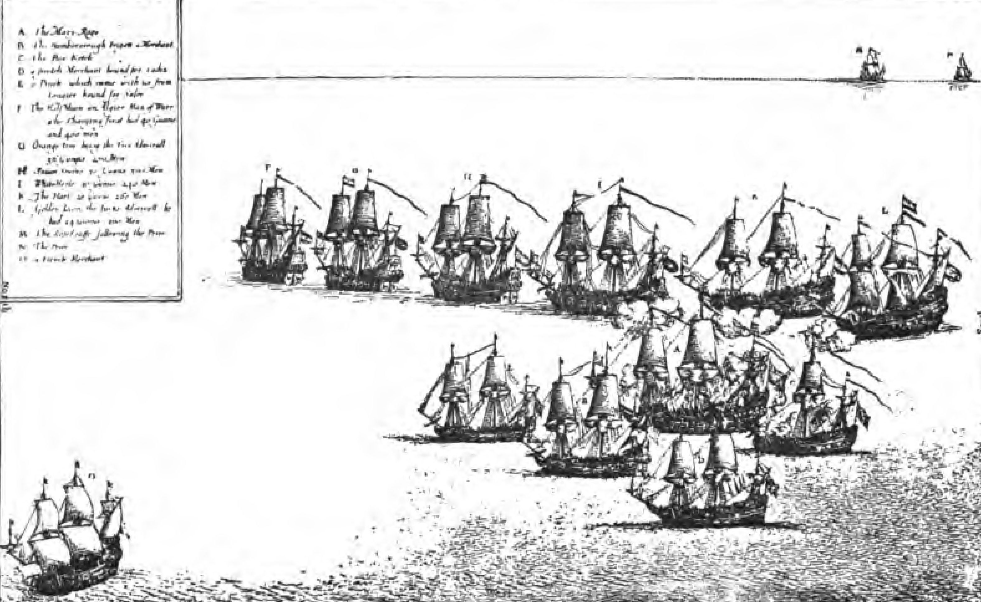 File:Fight of the Mary Rose with Algerine pirates, 1669.jpg