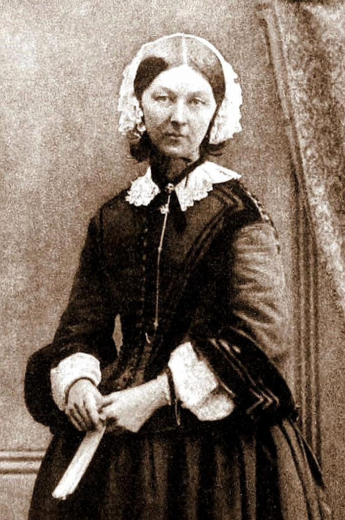 definition of person changed since florence nightingale s time