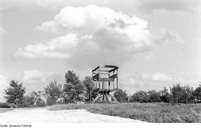 Fotothek df rp-a 0230066 Sülzetal-Altenweddingen. Bockmühle, ruinös (Abbruch um 1998)