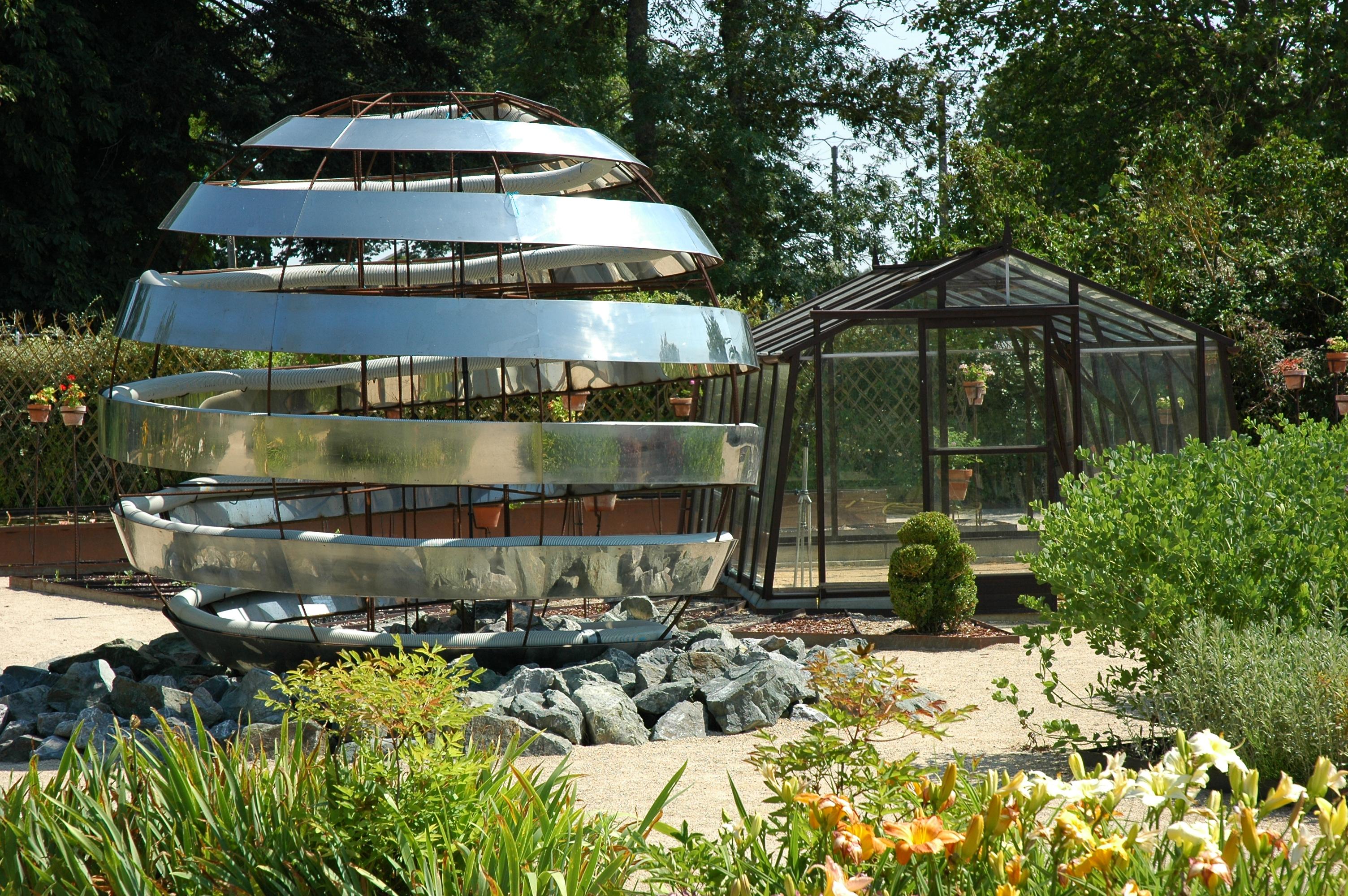 File france loir et cher festival jardins chaumont sur for Jardin de chaumont 2015 tarif