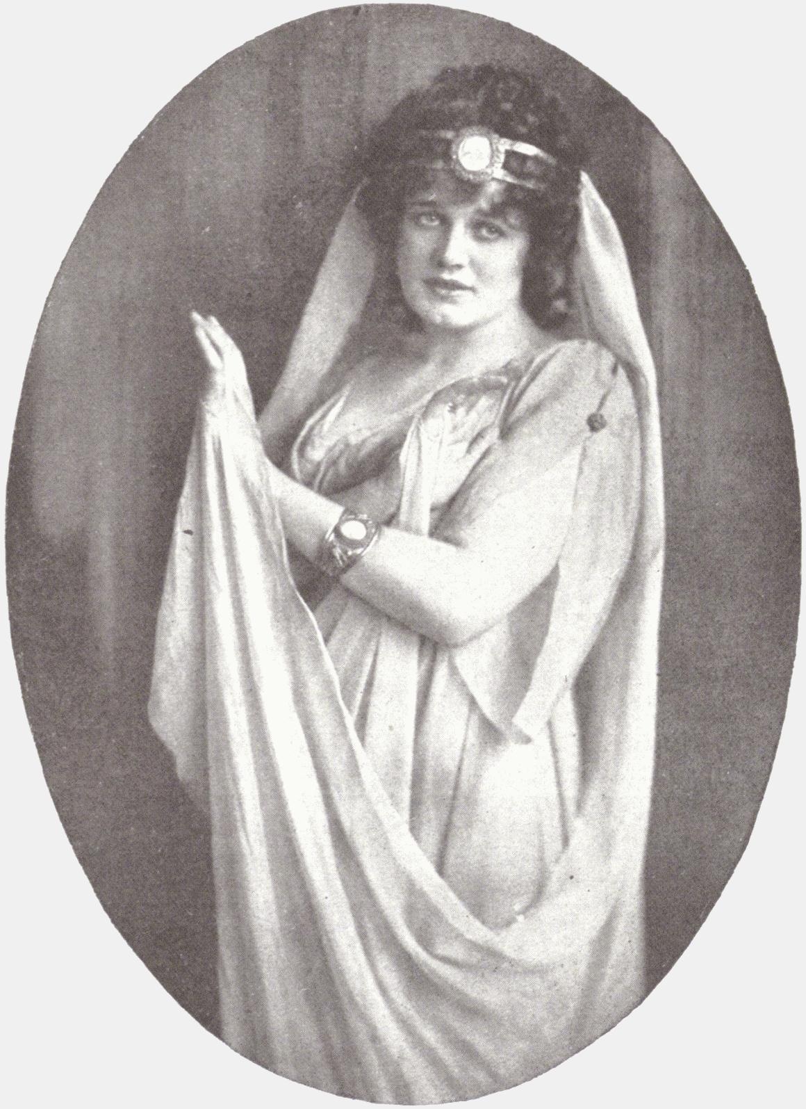 Jeritza als Ariadne 1917, Franz X. Setzer