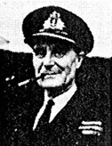 Captain Frederic John Walker