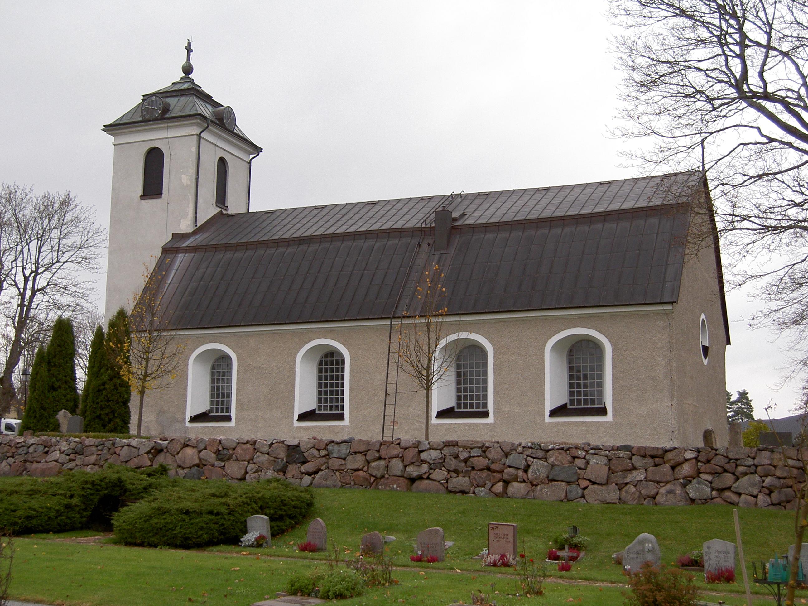 Fresta Kyrkogrd in Fresta, Stockholms ln - Find A Grave