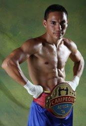 Juan Francisco Estrada Mexican boxer