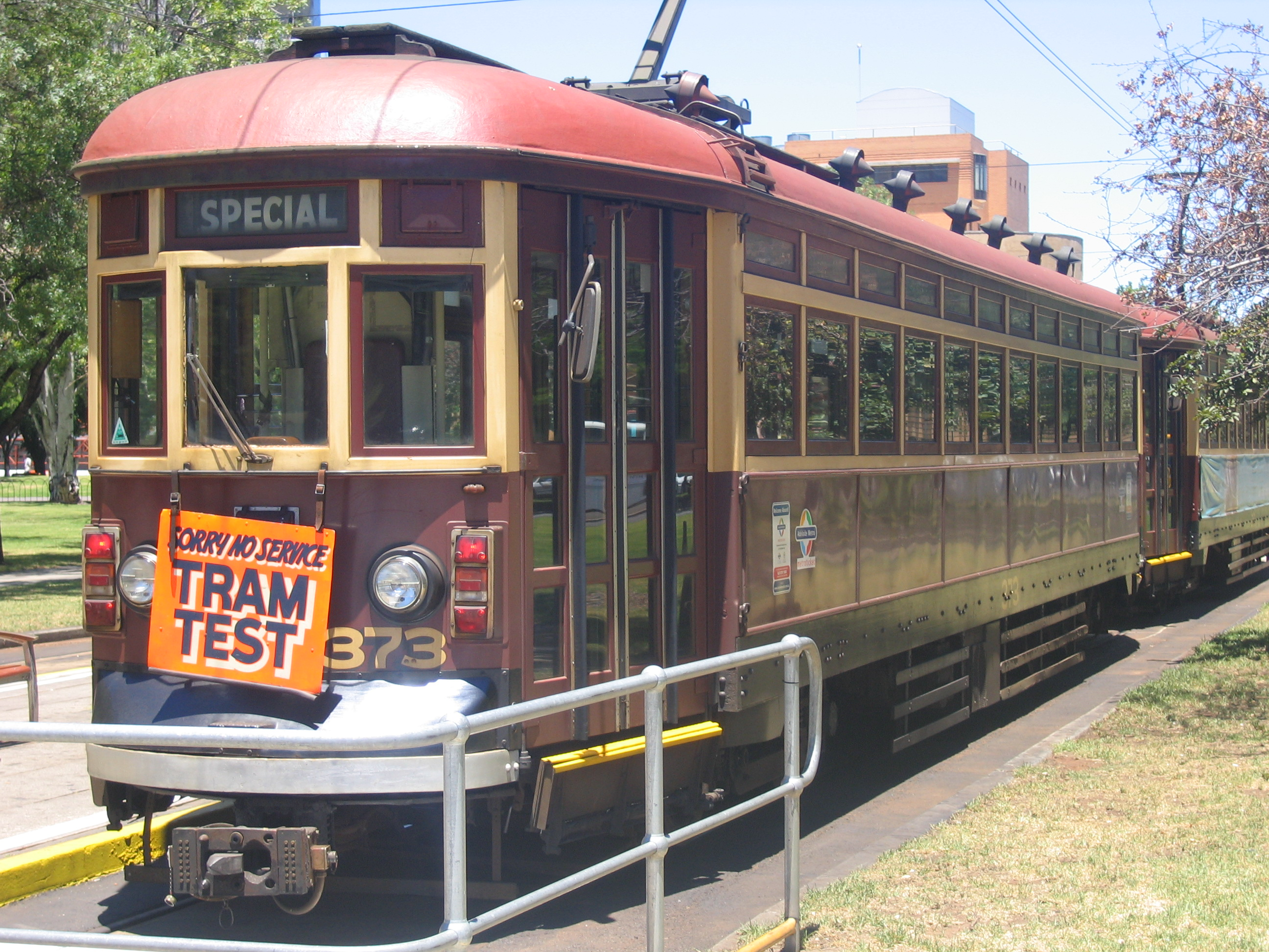 H Class Glenelg Tram