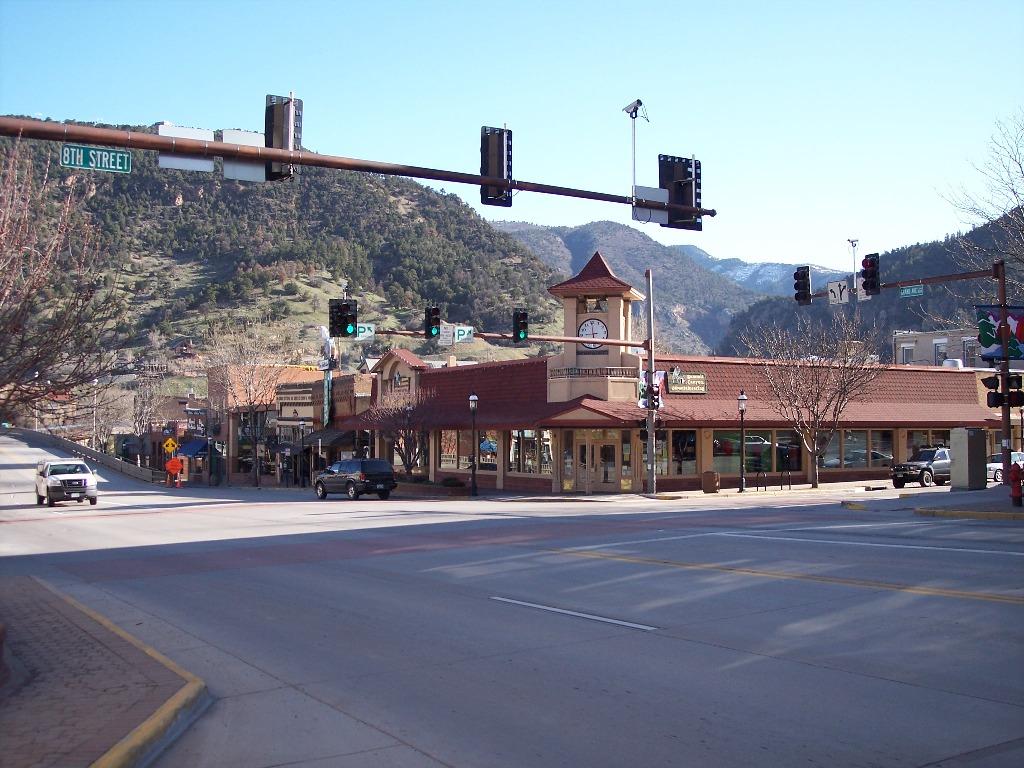 Colorado Springs To Grand Island Ne