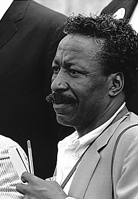 Image of Gordon Parks from Wikidata