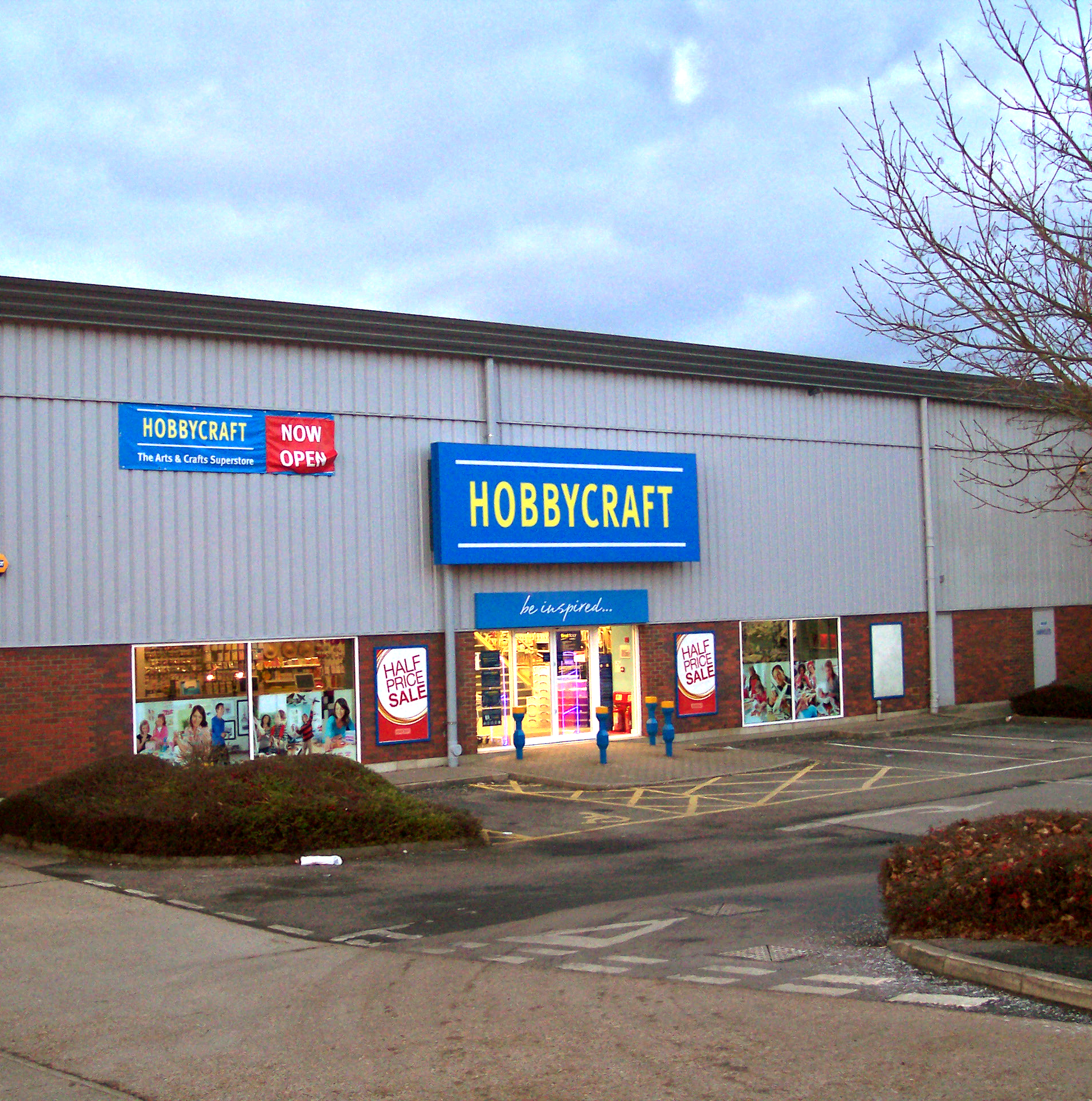Hobby And Craft Shops In Stirling