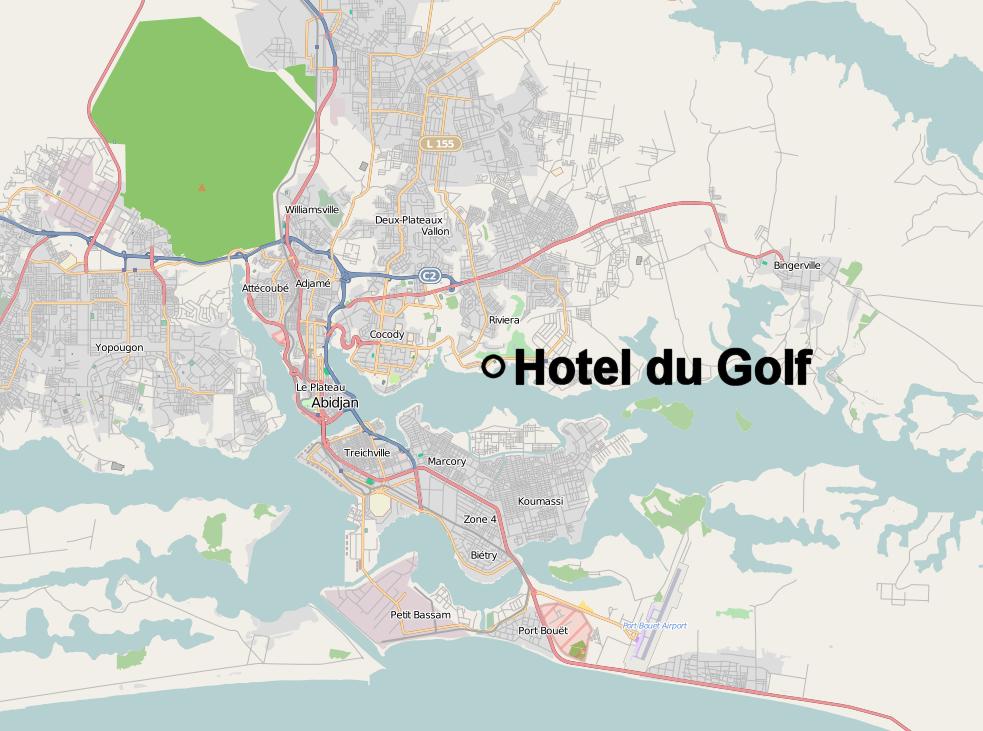 Hotel Du Golf Saint Etienne