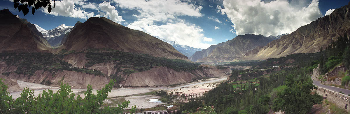 Karimabad and the Hunza Valley