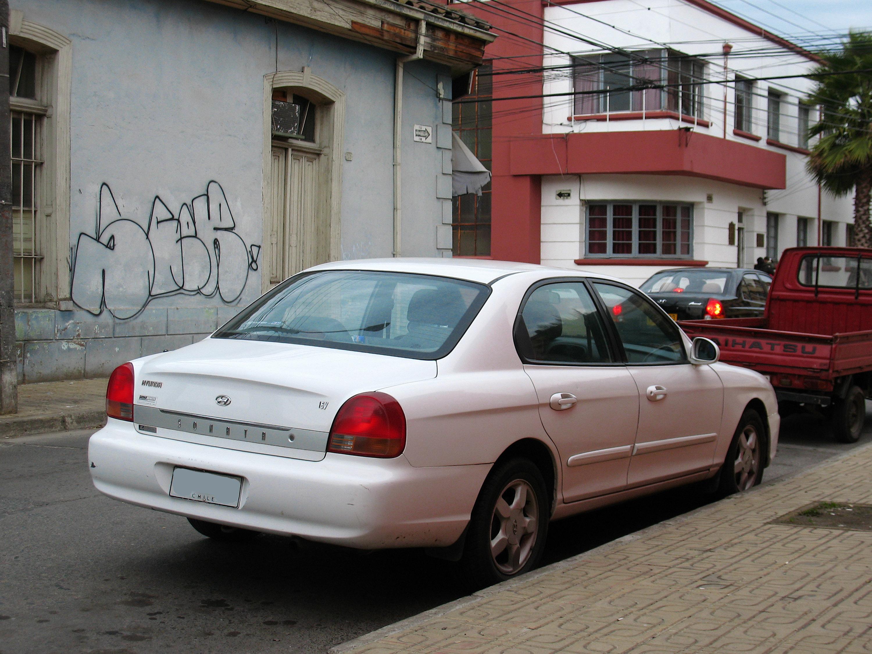 File Hyundai Sonata 2 0 Gls 1999 14840287339 Jpg Wikimedia Commons