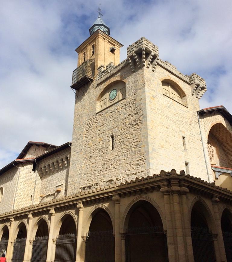 Iglesia de San Nicolás (Pamplona) - Wikipedia, la enciclopedia libre