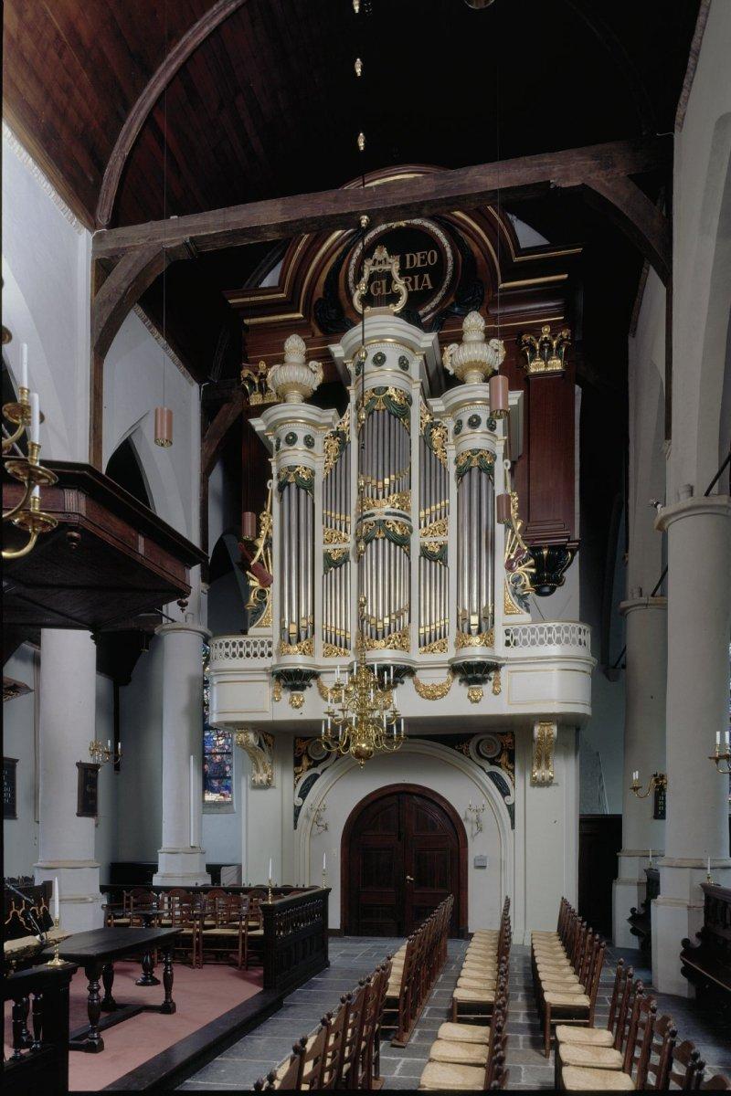 Bestand interieur aanzicht orgel orgelnummer 1297 for Interieur rotterdam