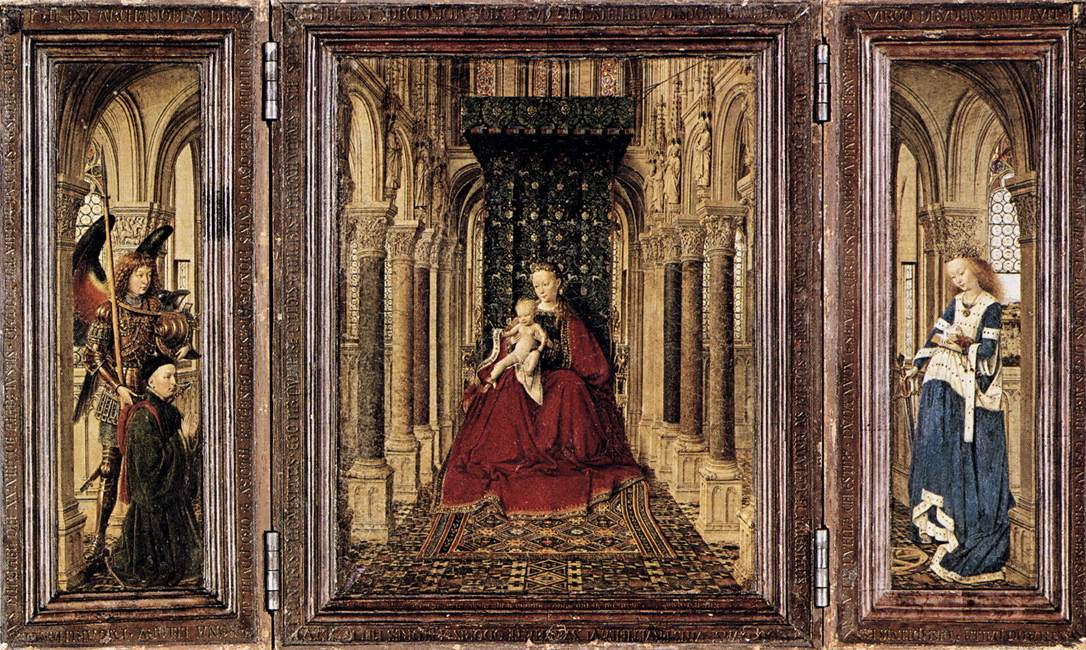 Jan van Eyck, ein Meister der Details | curiositas
