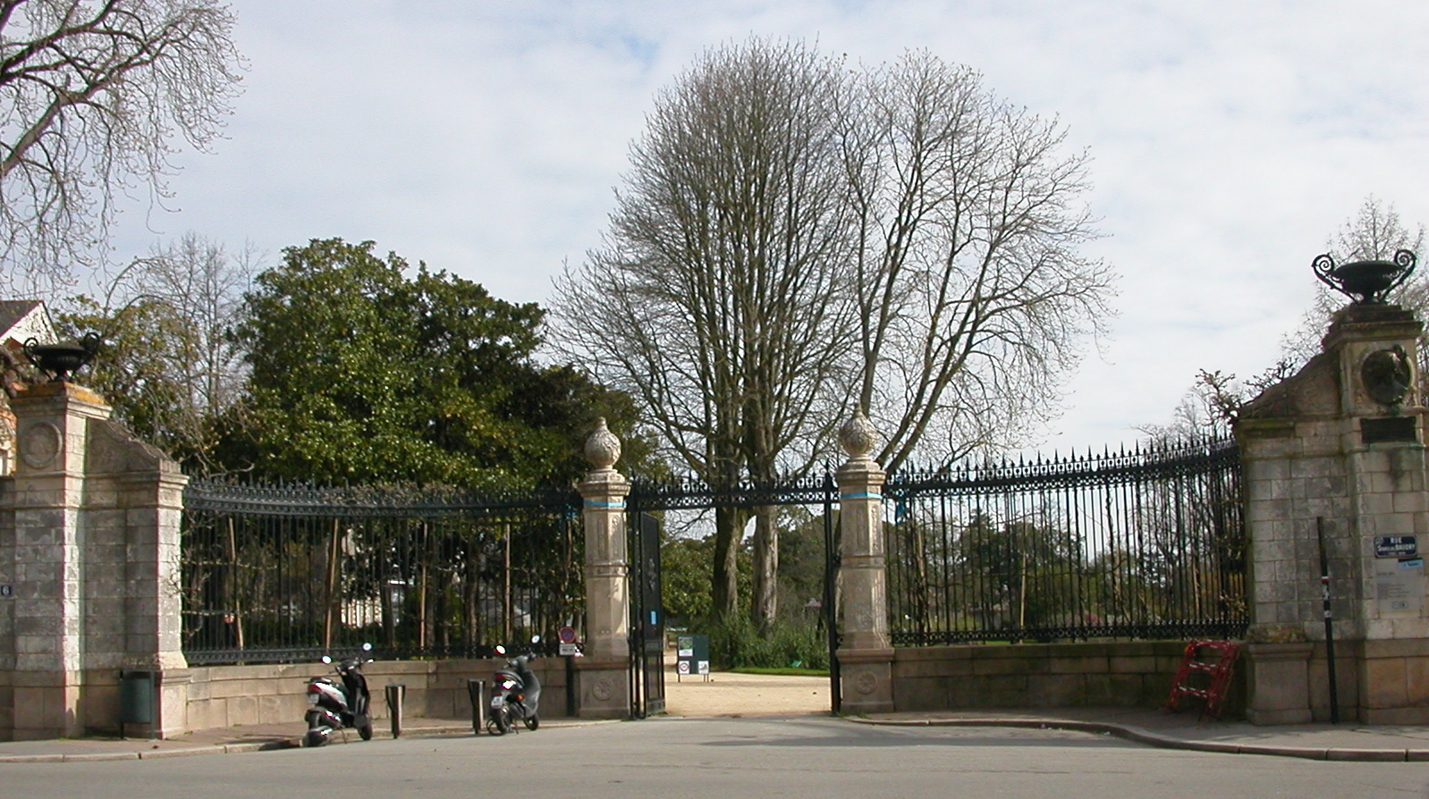 Emejing jardin des plantes nantes mange pictures design for Jardin des plante