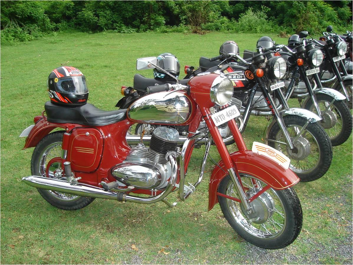 Jawa  Motorbike