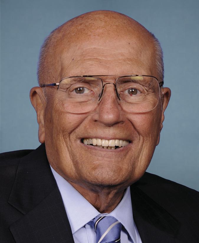 Adorable 85 Year Old Congressman Politely Informed Teabagger Has Alternate Meaning