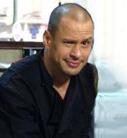 Schauspieler Jonathan Sagall