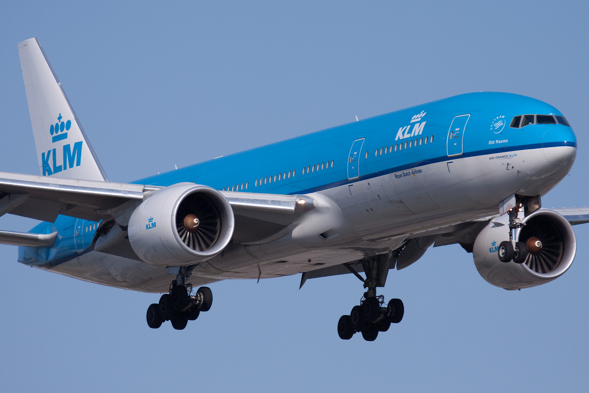 Klm Royal Dutch Airlines Wikiwand