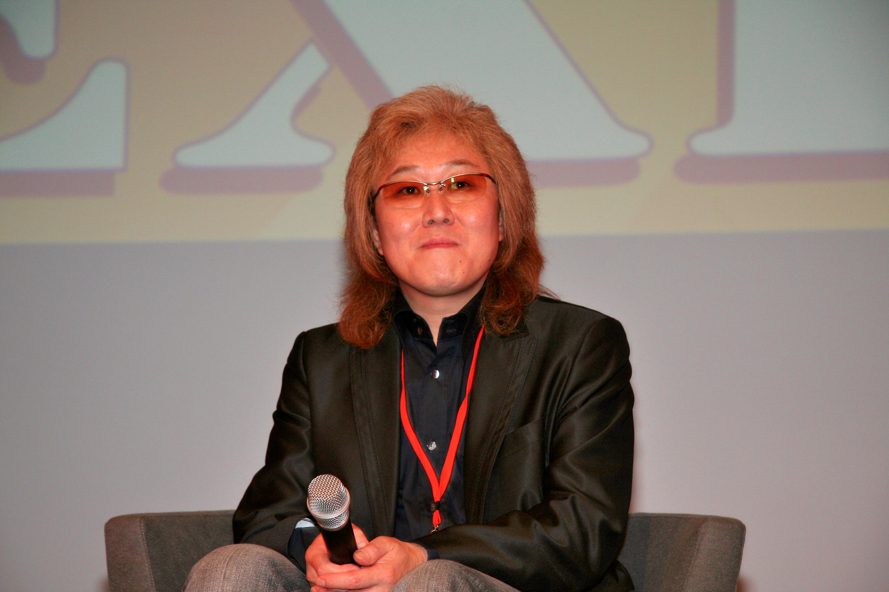Kenji Kawai in 2007