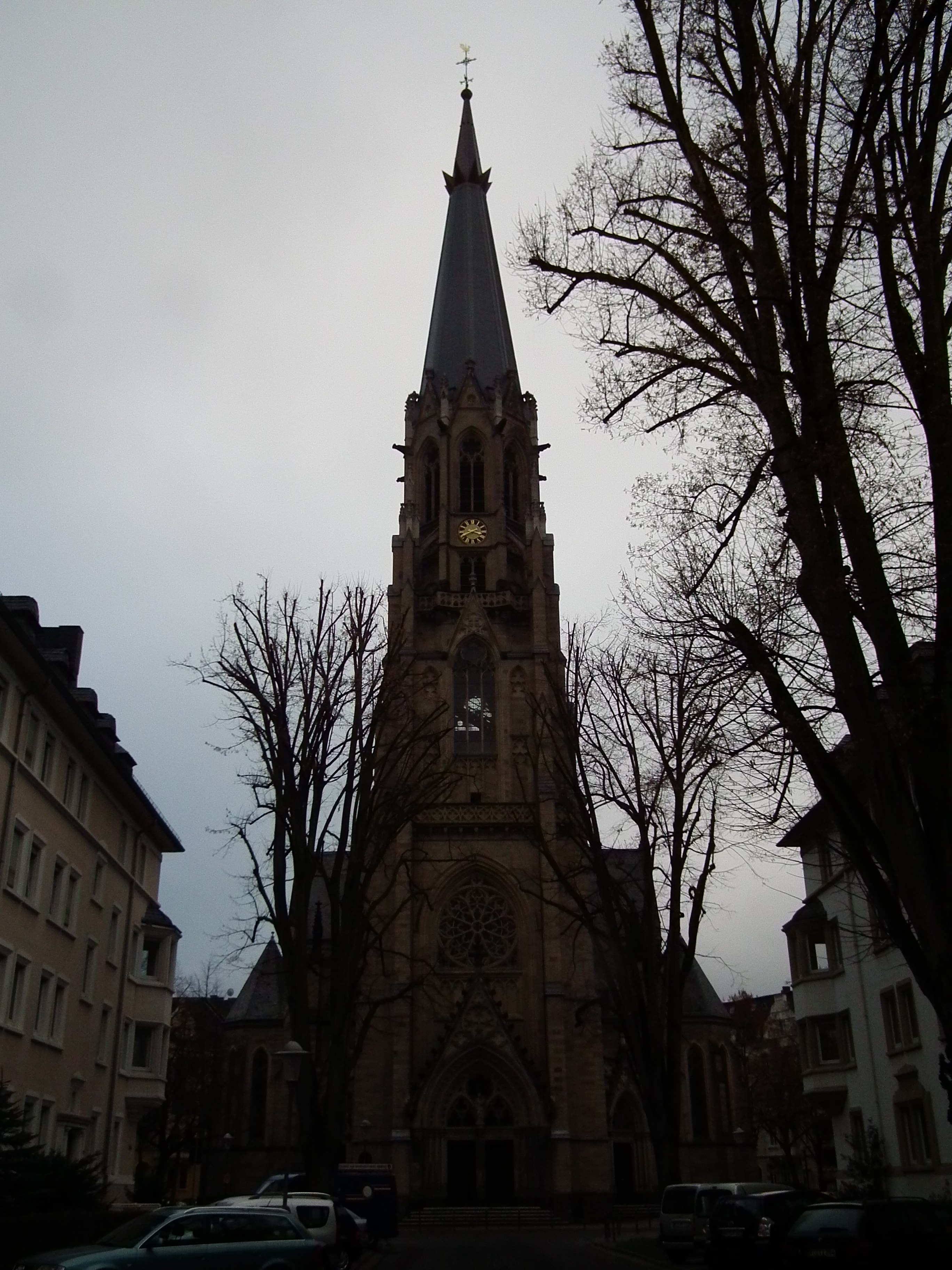 katholische kirche koblenz