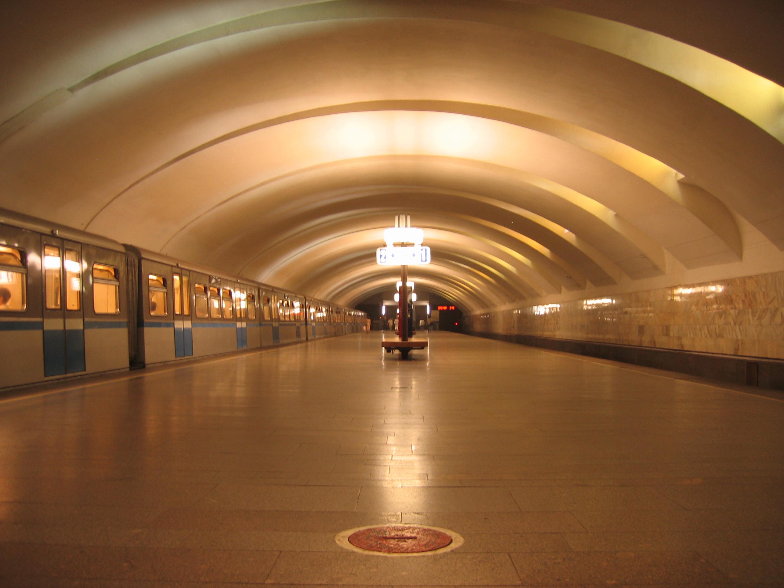 Салоны ЛАДОМЕД на схеме метро