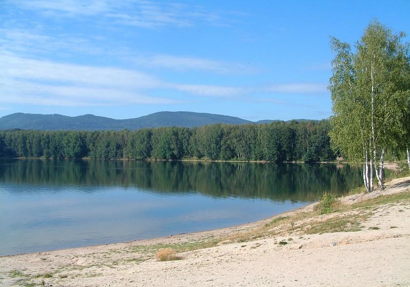 Der See Kristýna