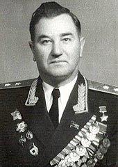Kuzma Grebennik Soviet Army lieutenant general