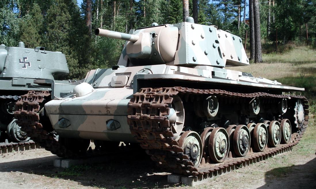 Kliment Voroshil...T 34 Tank Stalingrad