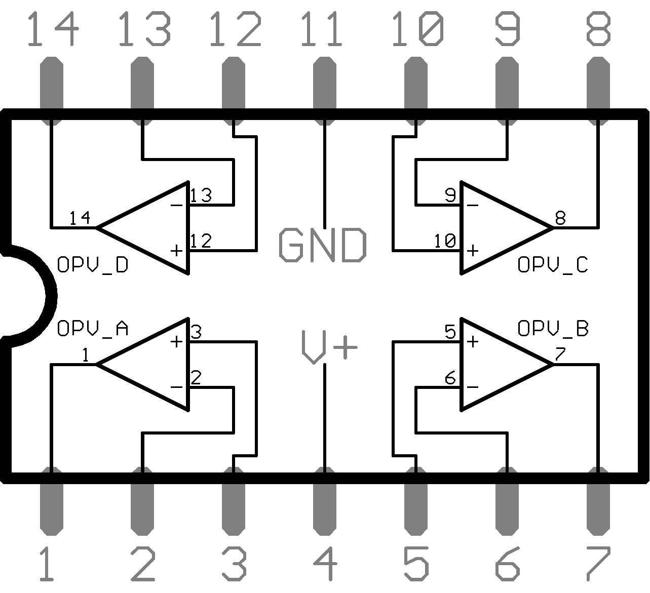 an operational amplifier Operational amplifiers are convenient building blocks that can be used to build  amplifiers, filters, and even an analog computer op-amps are integrated circuits .