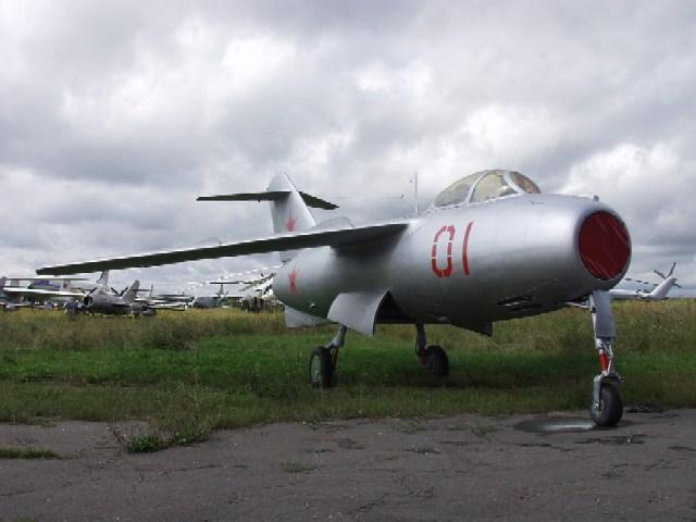 MiG 15 (航空機)の画像 p1_25