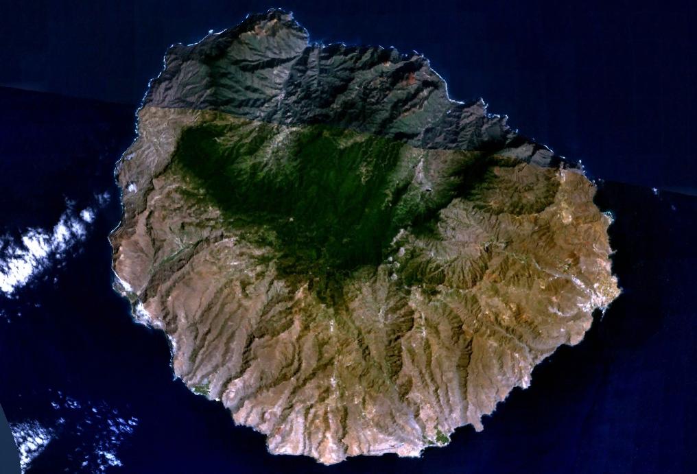 La Gomera camina hacia una isla 100% sostenible