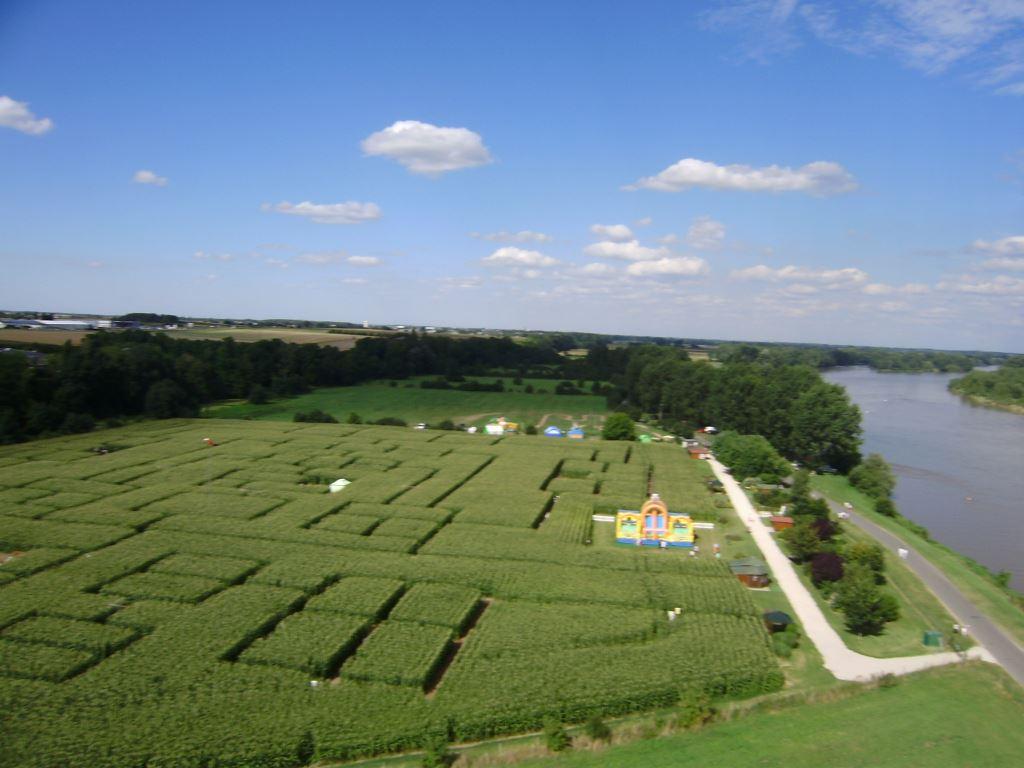 Labyrinthe de Beaugency — Wikipédia