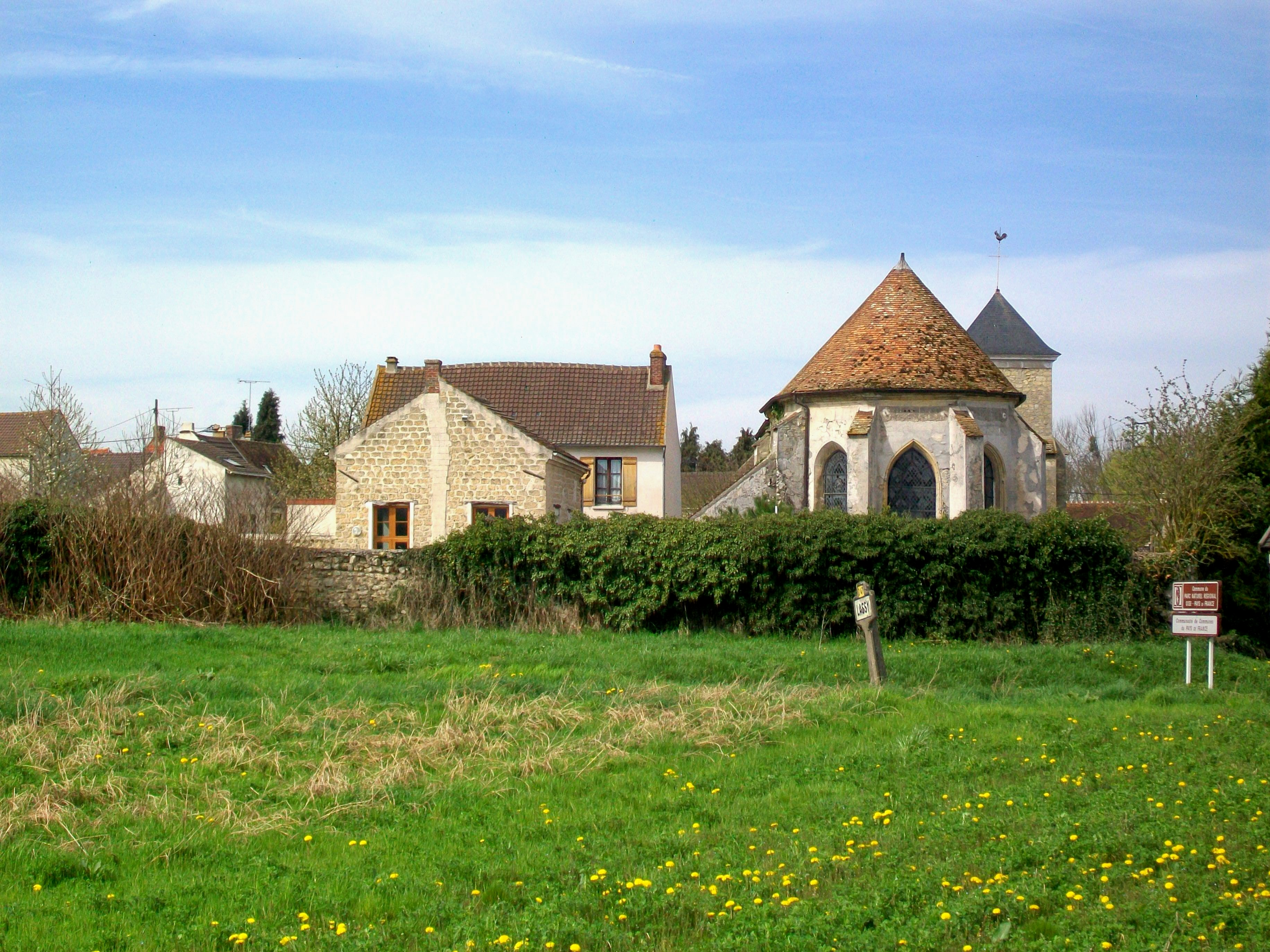Lassy (Val-d'Oise)