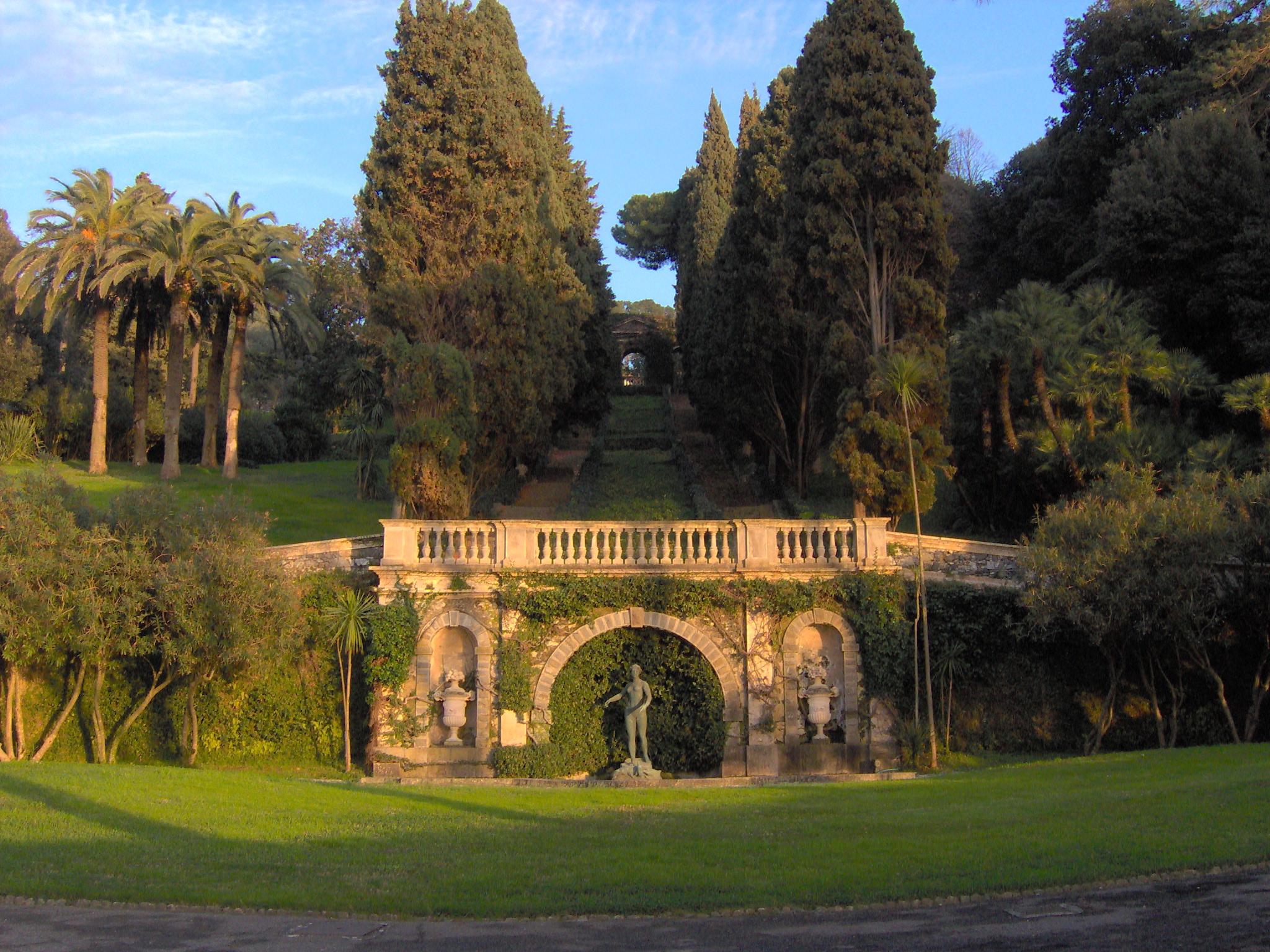 Villar Perosa Giardini Via Galileo Ferraris