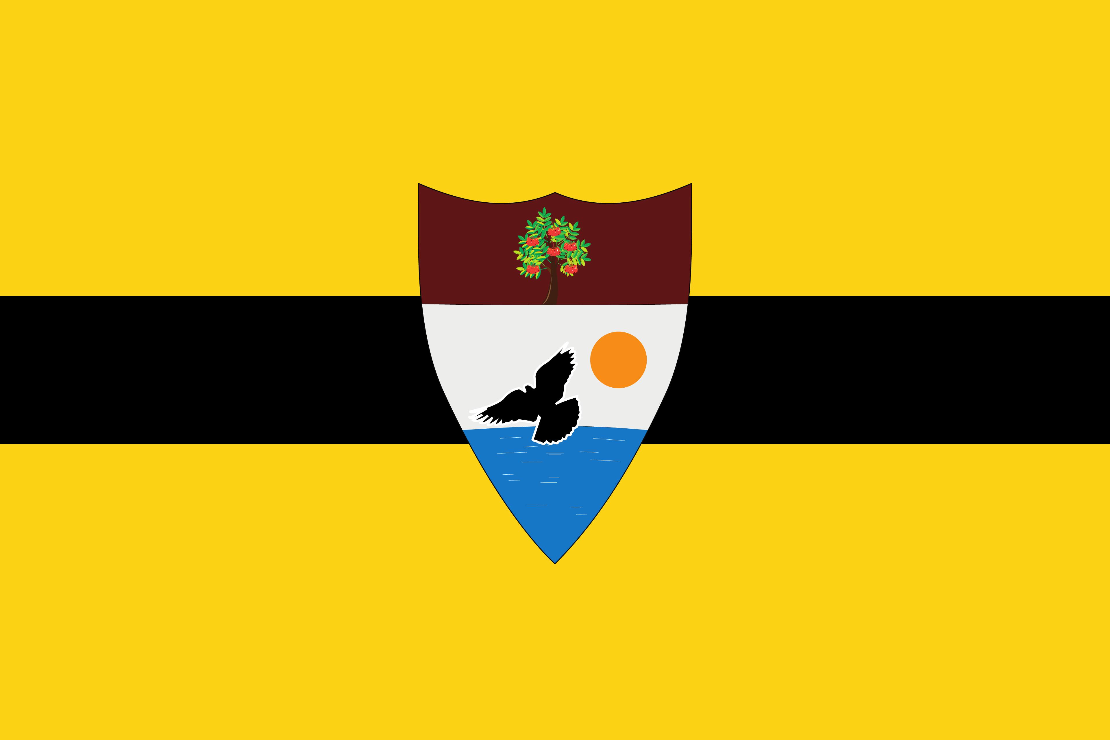 Bandeira de Liberland