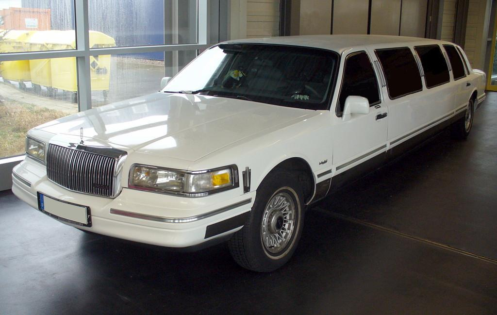 Stretch Limousine Wikipedia