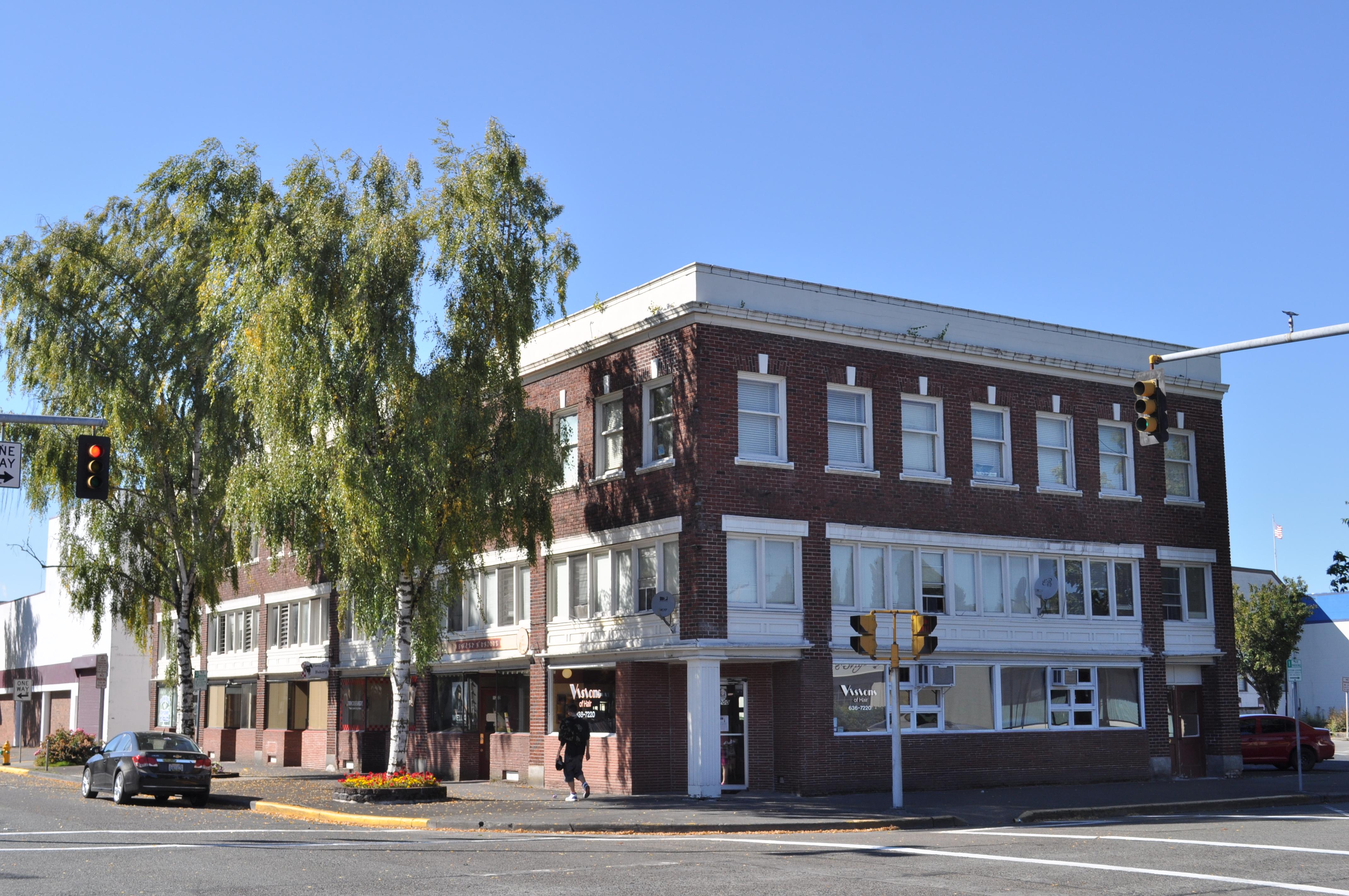 Williard building
