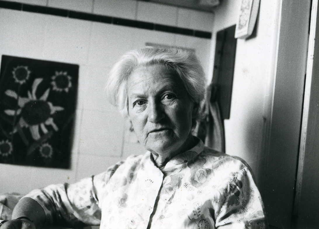 Image of Lucienne Bloch from Wikidata