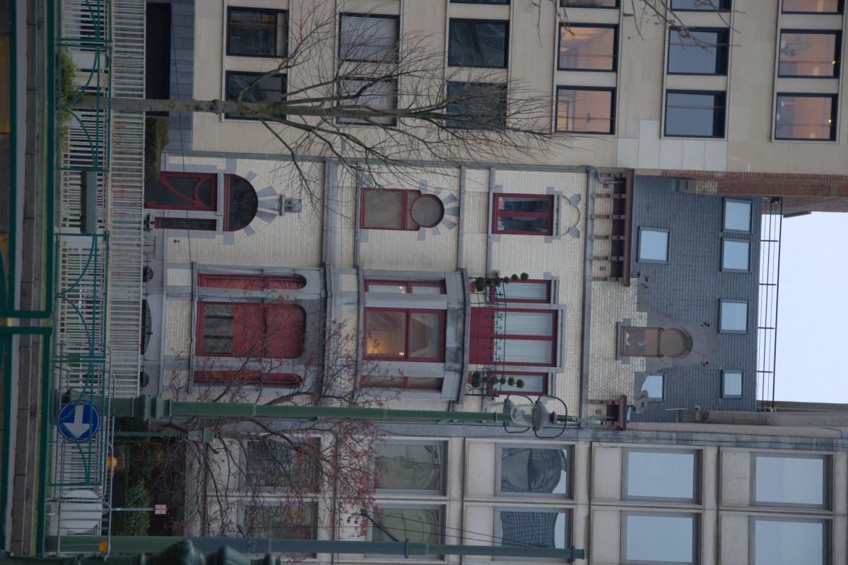 File maison de maitre art nouveau avenue de tervuren 180 for Architecture maison de maitre