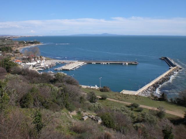 Makri harbour, Evros