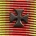 Maltese Cross device on U.S. WWI Victory Medal