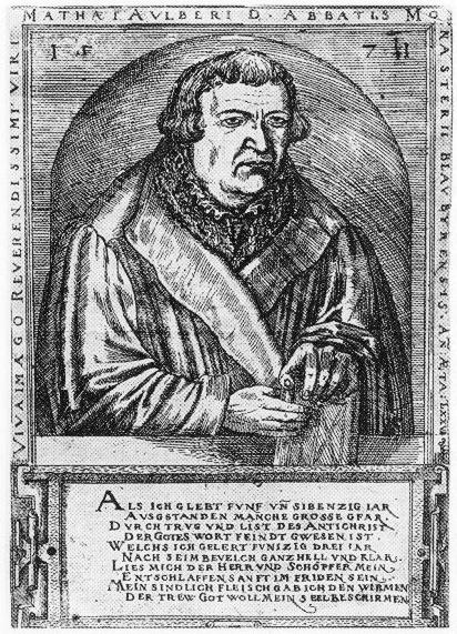 Matthaeus Alber