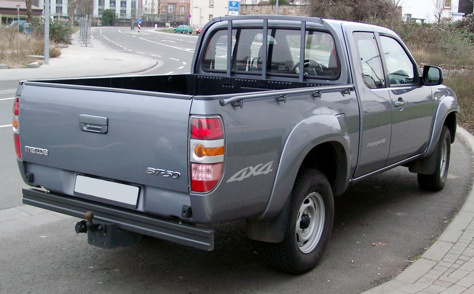Kelebihan Mazda Bt 50 2008 Harga