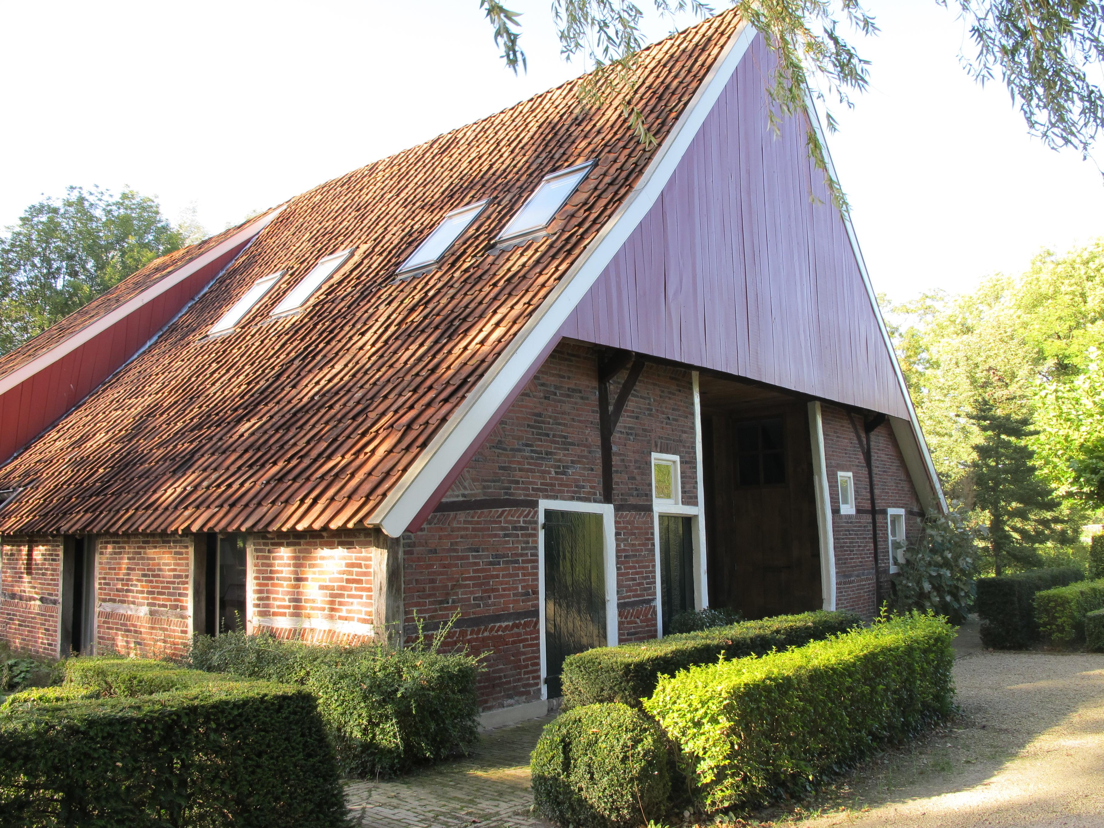 De Oude Boerderij : Oude boerderij in winterswijk kotten monument rijksmonumenten