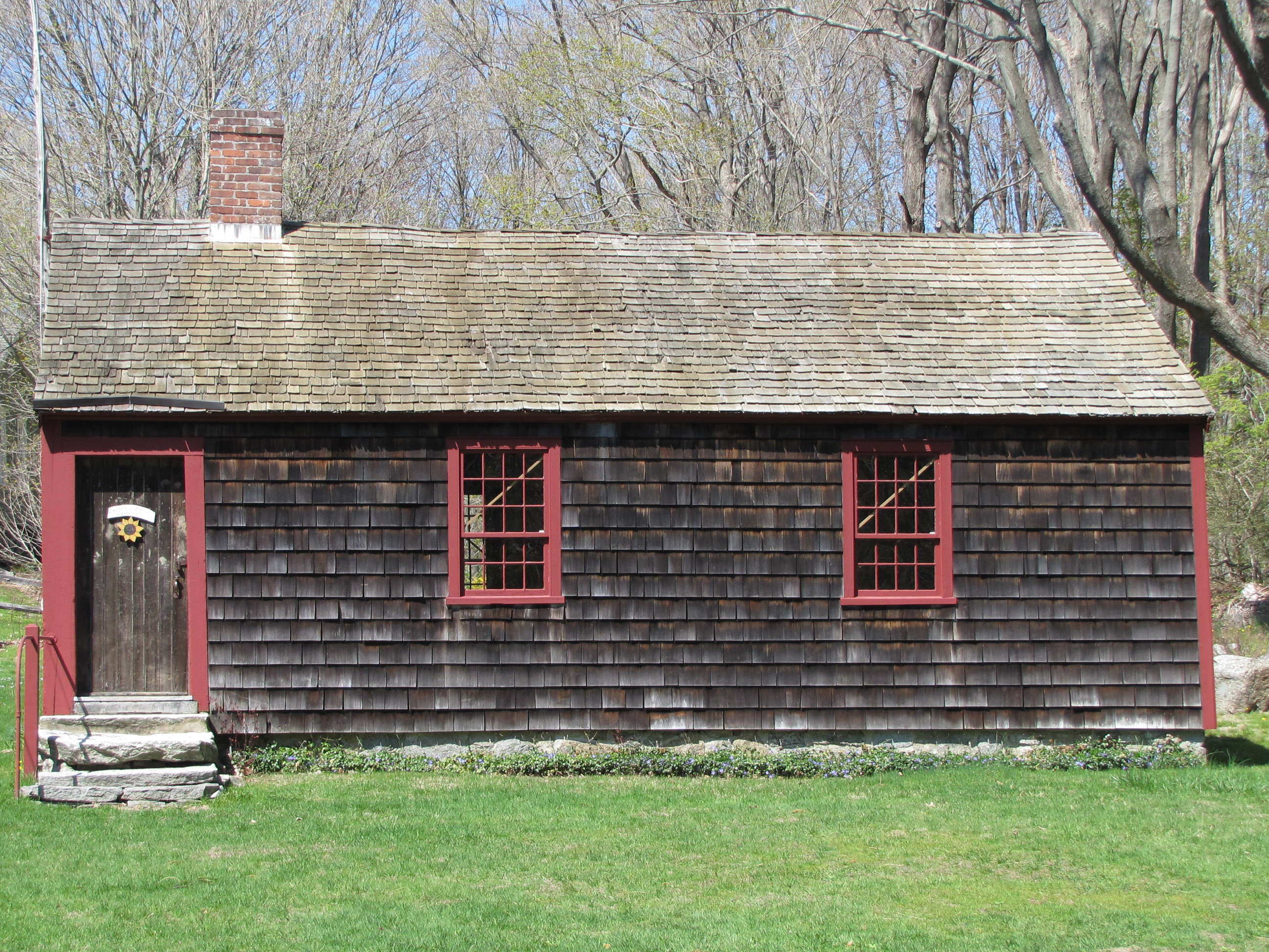1790 Schoolhouse, Monroe, Connecticut