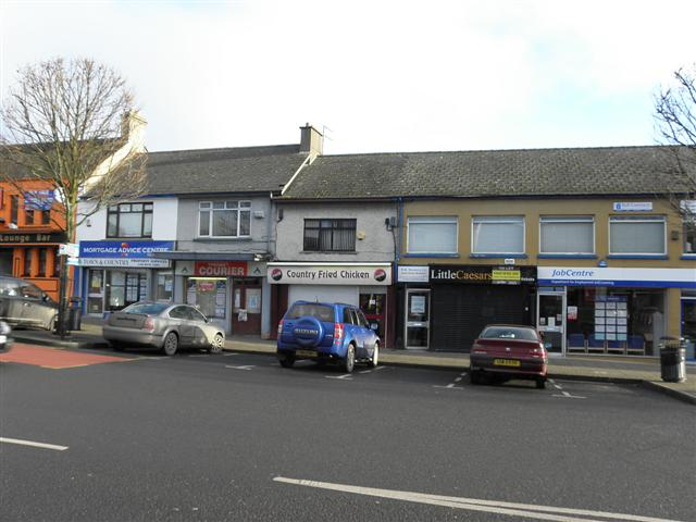 Mortgage Advice Centre - Tyrone Courier - geograph.org.uk - 1623853.jpg