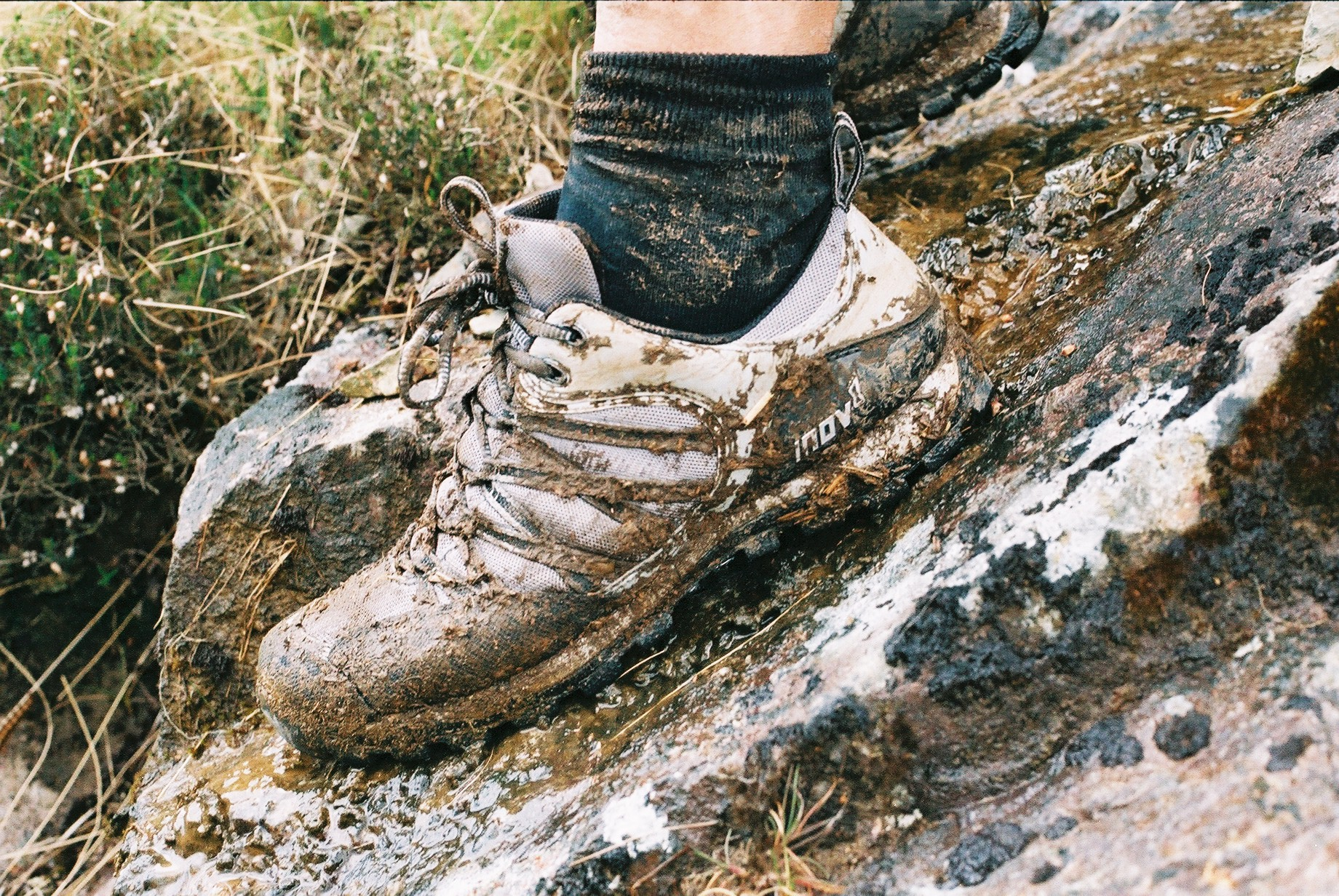 Mud Trail Running Shoes